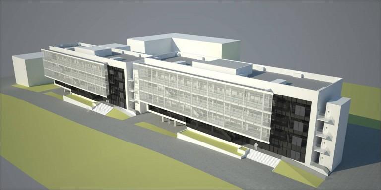 Condomínio de Laboratórios OMMA/CDIM UFPR